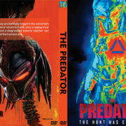 The Predator (2018) R0 Custom DVD Cover & Label