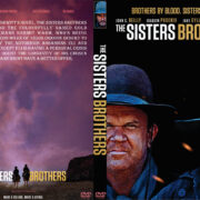 The Sisters Brothers (2018) R0 Custom DVD Cover & Label
