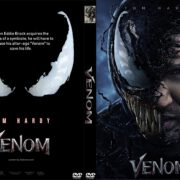 Venom (2018) R0 Custom DVD Cover & Label