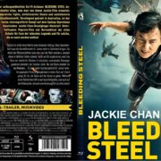 Bleeding Steel (2018) R2 German Slim Blu-Ray Cover