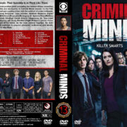 Criminal Minds – Season 13 (2018) R1 Custom DVD Covers & Labels