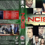NCIS – Season 15 (2018) R1 Custom DVD Covers & Labels