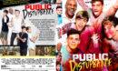 Public Disturbance (2018) R1 Custom DVD Cover