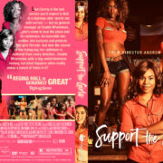 Support the Girls (2018) R1 Custom DVD Cover