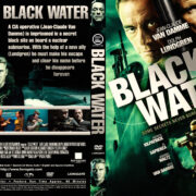 Black Water (2018) R1 Custom DVD Cover