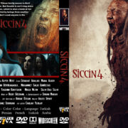 Siccin 4 (2017) R0 Custom DVD Cover