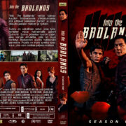 Into the Badlands: Season 1 (2015) R0 Custom DVD Cover