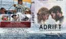 Adrift (2018) R1 Custom DVD Cover & Label V2