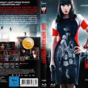 What Happened to Monday (2017) R2 German Blu-Ray Cover