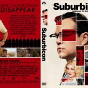 Suburbicon (2017) R1 Custom DVD Cover