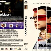 Suburbicon (2017) R1 Custom Blu-Ray Cover