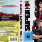 Deadpool 2 (2018) German Custom Blu-Ray Covers