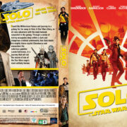 Solo: A Star Wars Story (2018) R1 Custom DVD Cover