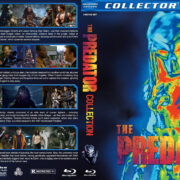The Predator Collection (1987-2018) R1 Custom Blu-Ray Cover