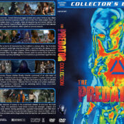The Predator Collection (1987-2018) R1 Custom DVD Cover