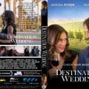 Destination Wedding (2018) R1 CUSTOM DVD Cover & Label