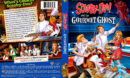 Scooby-Doo! and the Gourmet Ghost (2018) R1 DVD Cover