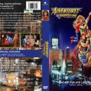 Adventures in Babysitting (1987) R1 Custom DVD Cover