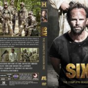 Six: Season 1 (2017) R1 Custom DVD Cover