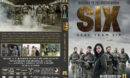 Six: Season 2 (2018) R1 Custom DVD Covers