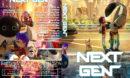 Next Gen (2018) R1 Custom DVD Covers