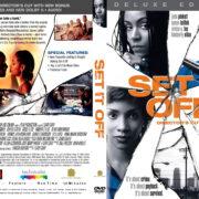 Set It Off (1996) R1 CUSTOM DVD Cover