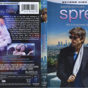 Spread (2009) R1 Blu-Ray Cover & Labels