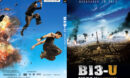B13 Ultimatum (2002) R1 SLIM DVD Cover