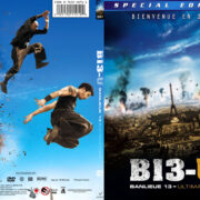 B13 Ultimatum (2002) R1 SLIM DVD Cover