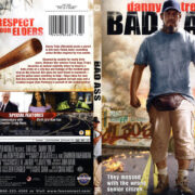 Bad Ass (2012) R1 SLIM DVD Cover
