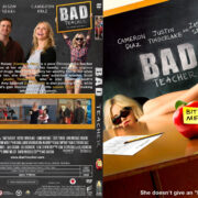 Bad Teacher (2011) R1 SLIM DVD Cover