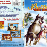 Balto 3 - Wings of Change (2005) R1 SLIM DVD Cover
