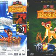 Bambi (1942) R1 SLIM DVD Cover