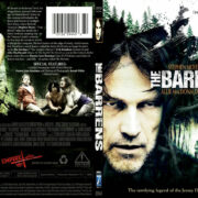 The Barrens (2012) R1 SLIM DVD Cover