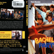 Bachelor Party (1984) R1 SLIM DVD Cover