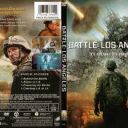 Battle – Los Angeles (2011) R1 SLIM DVD Cover