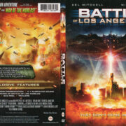 Battle of Los Angeles (2011) R1 SLIM DVD Cover