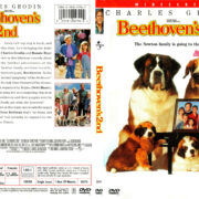 Beethoven's 2nd (1998) R1 SLIM DVD Cover