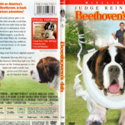 Beethoven's 4th (2001) R1 SLIM DVD Cover