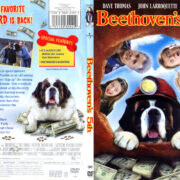 Beethoven's 5th (2003) R1 SLIM DVD Cover