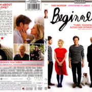 Beginners (2011) R1 SLIM DVD Cover