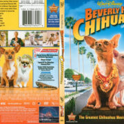 Beverly Hills Chihuahua (2009) R1 SLIM DVD Cover