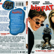Big Fat Liar (2002) R1 SLIM DVD Cover