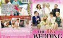 The Big Wedding (2013) R1 SLIM Custom DVD Cover