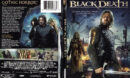 Black Death (2011) R1 SLIM DVD Cover