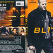 Blitz (2011) R1 SLIM DVD Cover