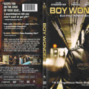 Boy Wonder (2011) R1 SLIM DVD Cover