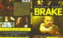 Brake (2012) R1 SLIM DVD Cover