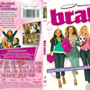 Bratz – The Movie (2007) R1 SLIM DVD Cover