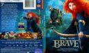 Brave (2012) R1 SLIM DVD Cover